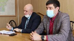Шестого апреля в районной администрации прошло рабочее совещание по организации ТБО на территории Черемховского района