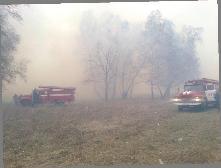«Сообщает служба 01» Берегите лес от пожаров !