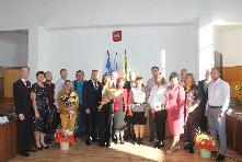 Избранные депутаты вступили в должность