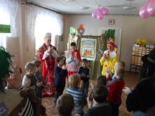 Торжественное открытие недели детской книги МО «Куйтунский район»
