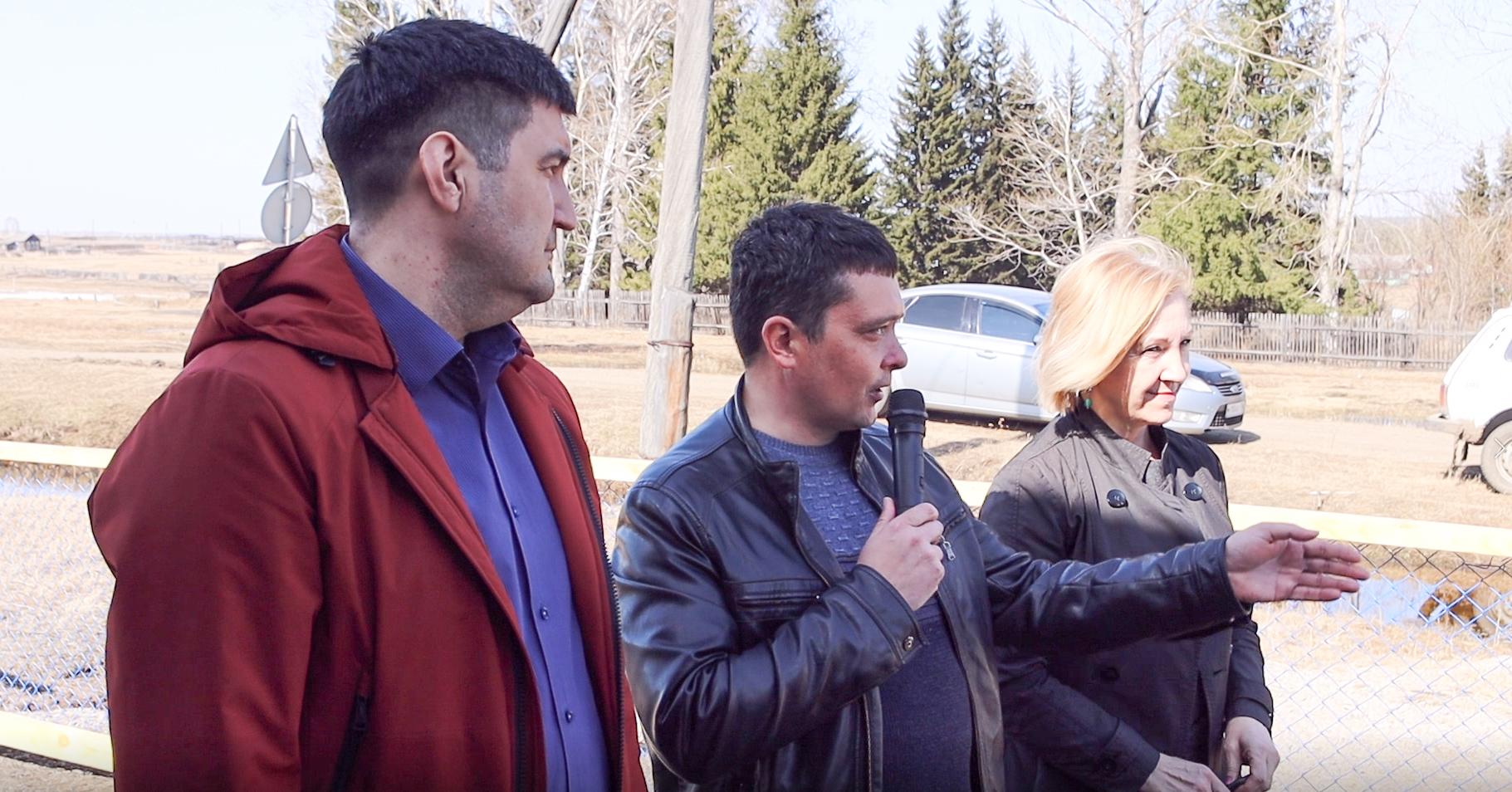 В д.Хандагай открыт новый фельдшерско-акушерский пункт
