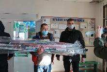 19 ноября 2020 года в рамках рабочей поездки мэр муниципального образования Куйтунский район - Алексей Петрович Мари посетил с. Усть -Када