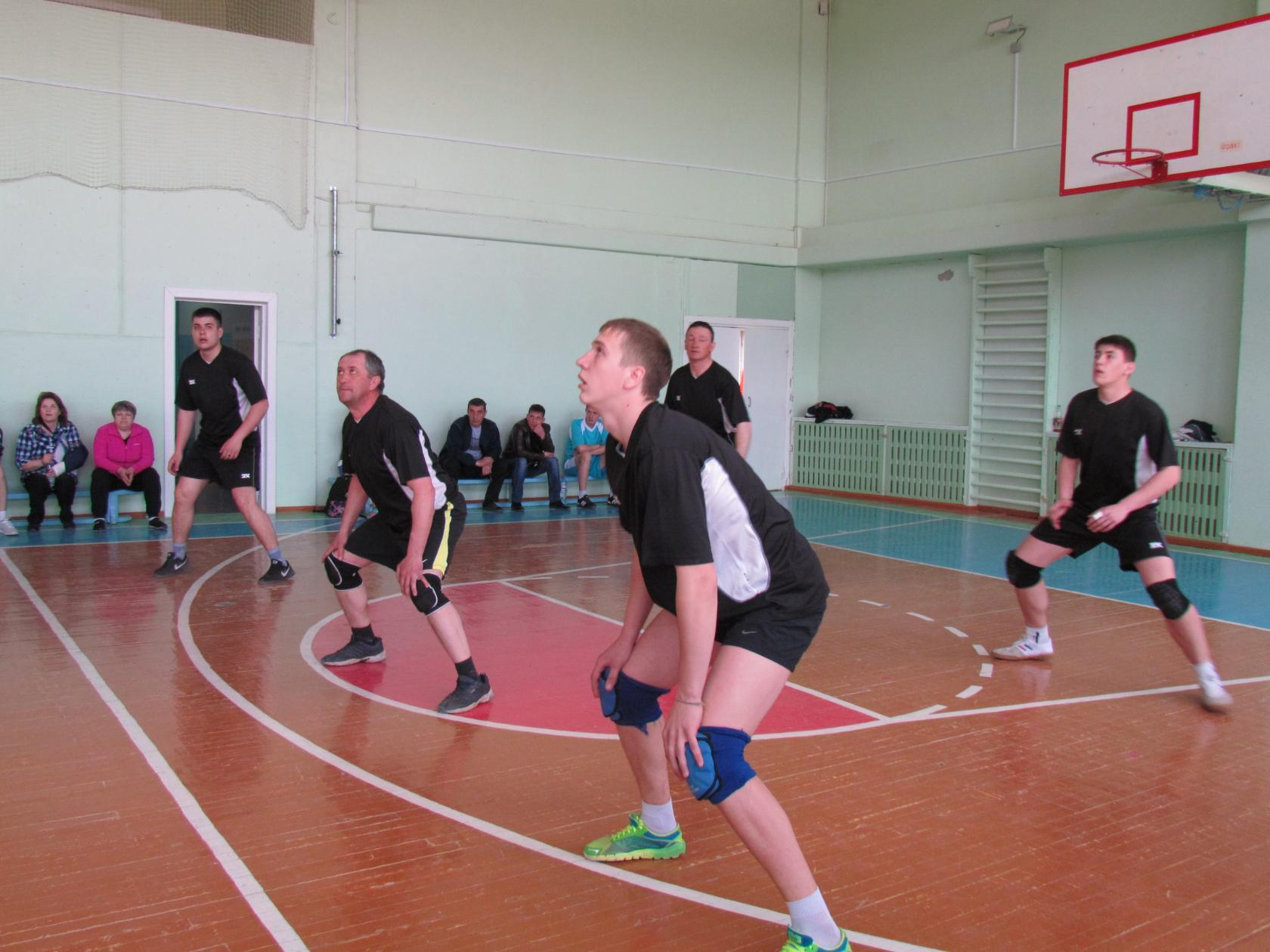 Первенство района по волейболу