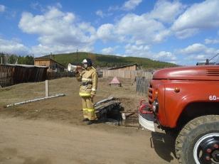 Особый противопожарный режим в Иркутской области продлен до конца лета