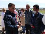 Открытие фельдшерско-акушерского пункта в Каменно-Ангарске