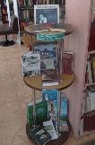 Книжная выставка. Седановская сельская библиотека