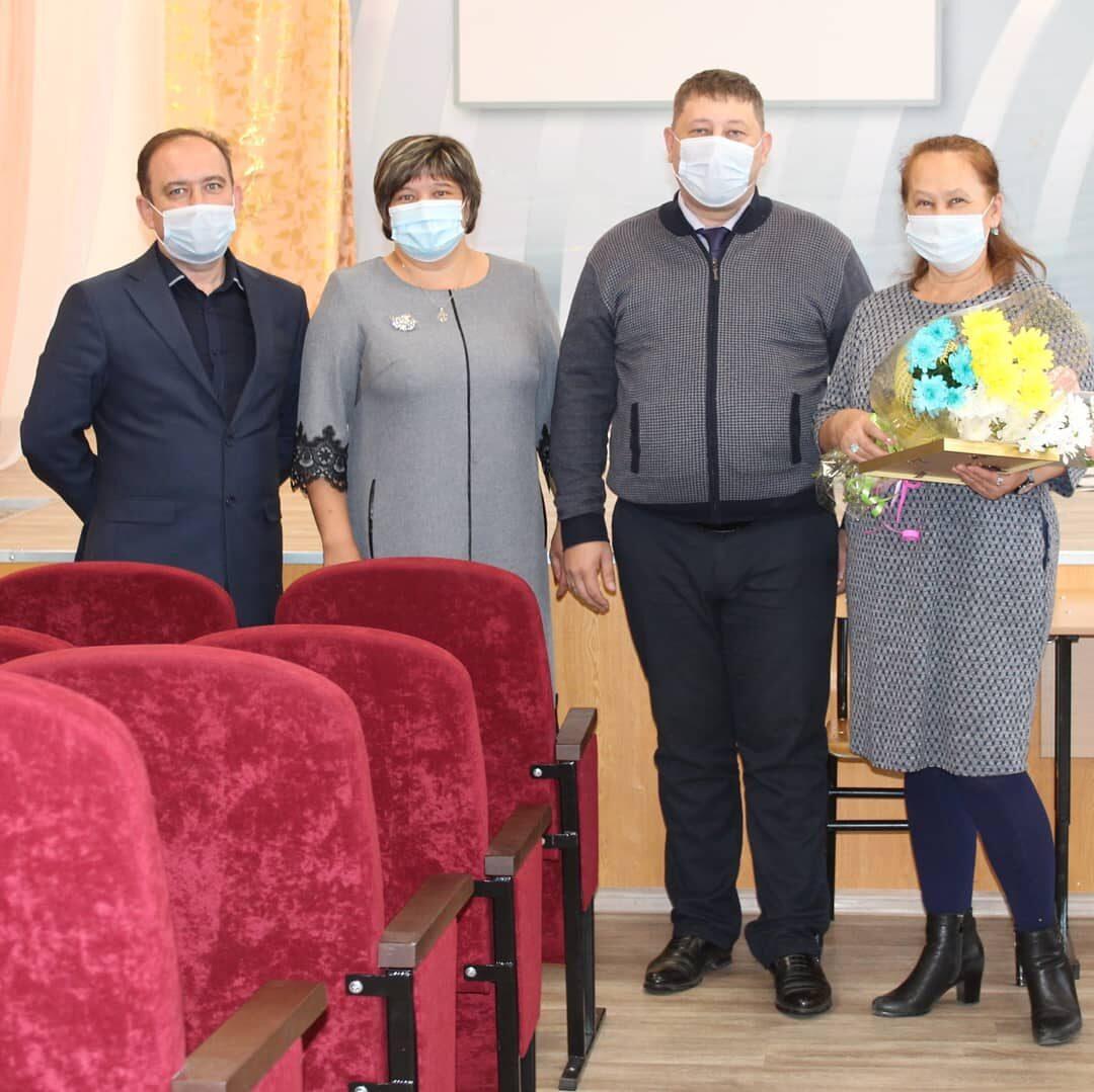 Вручение Почетных грамот Губернатора Иркутской области