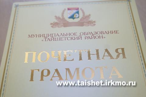 Тайшетские медики получили награды в преддверии профессионального праздника