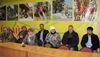 Представители областного минсельхоза встретились с чунскими фермерами
