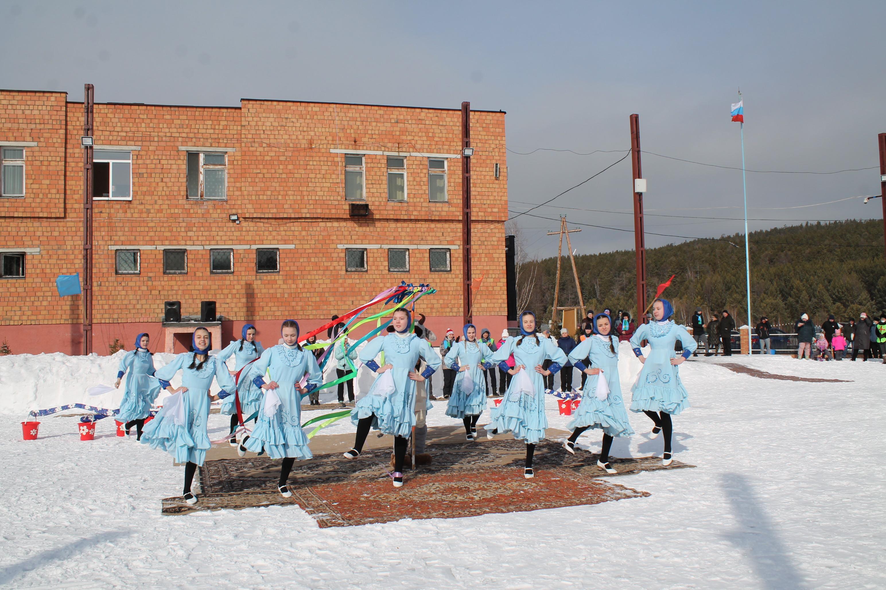 Юбилейные зимние сельские спортивные игры Усть-Илимского района