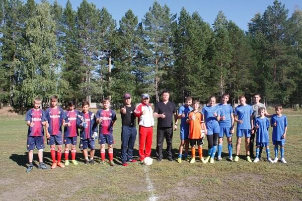 Команда школы-интерната №11 Лесогорска победила на спартакиаде среди детей-сирот