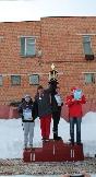 Победители и призеры общекомандного первенства