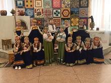 Детский фольклорный ансамбль «Карусель» стал победителем во II открытом фестивале творчества «Саянская матрешка» в городе Саянск