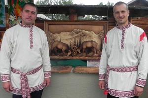Братина братьев Росляковых