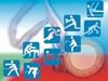 Жители района выбрали эмблему Года спорта