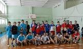 Волейболисты Усть-Илимского района