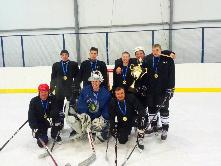 Районный турнир по хоккею на Кубок мэра района