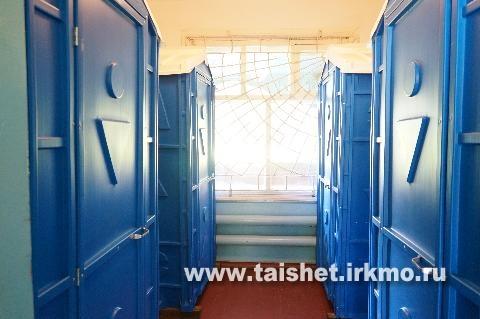 Сельские школы Тайшетского района оснастили биотуалетами