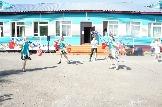 Танцевальный коллектив Палитра и Е.Шутова
