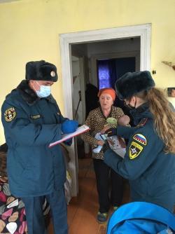 Пять муниципальных образований Иркутской области взяты на особый контроль из-за одновременного роста количества пожаров и гибели людей на них
