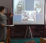 Сазонова Л.А.  библиотекарь Подъеланской сельской библиотеки