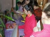 Юные читатели Тубинской сельской библиотеки знакомятся с творчеством Бориса Заходера