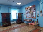 12 фото  3 зал фрагмент экспозиции Великая Отечественная война