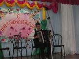 Михаил Амелин на Бадарминской сцене