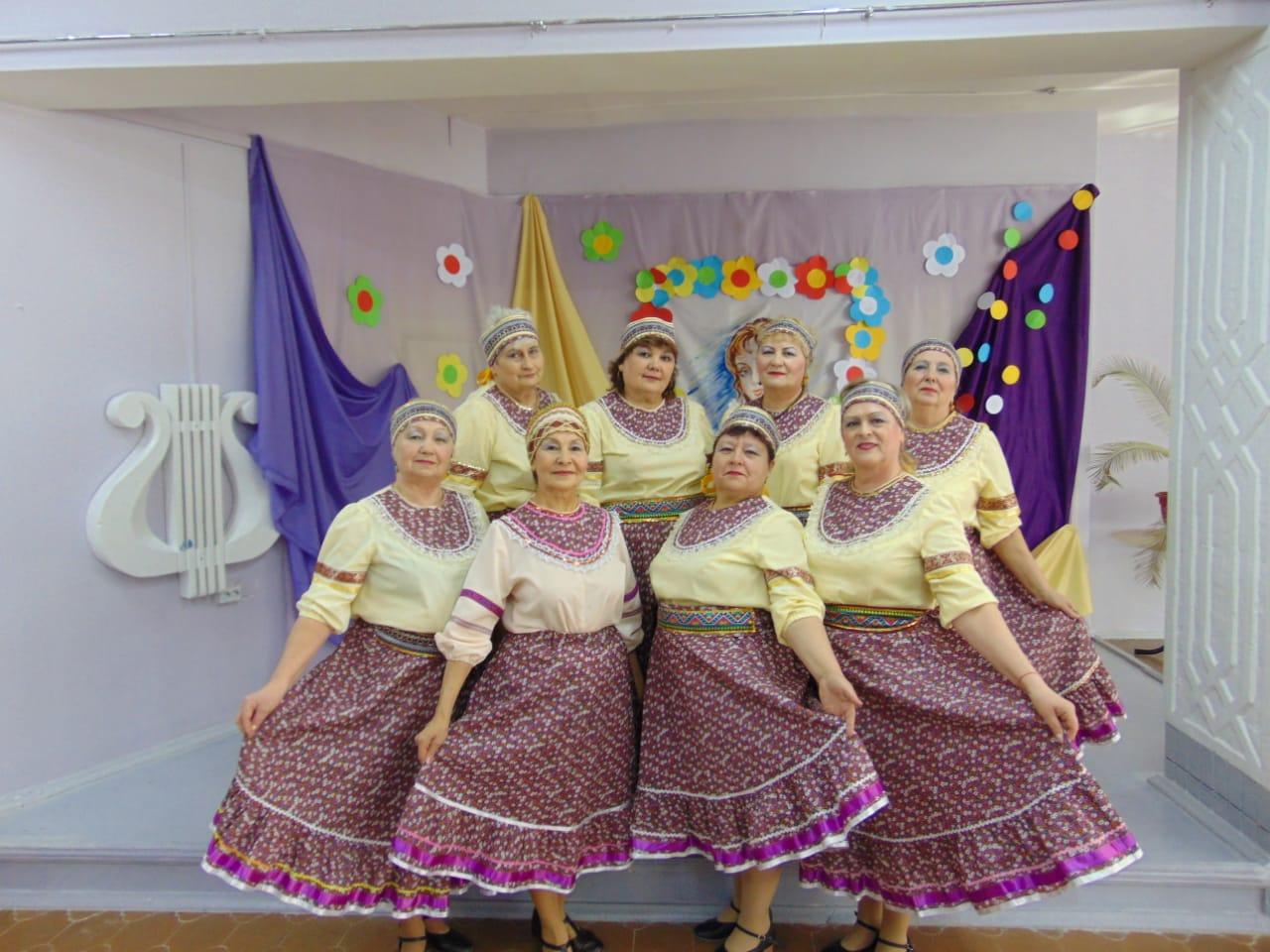 Статья о праздничном концерте, посвященному 8 марта «Весна-Краса»