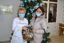 Управление Росреестра провело благотворительную акцию по оказанию помощи врачам, работающим в условиях пандемии