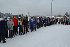 Лыжные гонки памяти Валерия Щапова