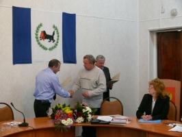 Состоялось совещание с руководителями сельскохозяйственных  предприятий  и главами крестьянско-фермерских хозяйств по итогам  9 месяцев 2015 года.