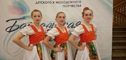 Новые вершины покоряют «Непоседы» из села Лохово