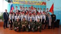 Ширится юнармейское движение в Тулунском районе