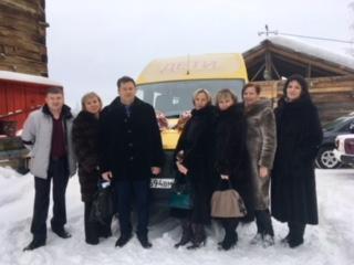 Директор школы в Ершово: мы в этом году богатые!