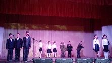 Фестиваль военно – патриотической песни  «Я горжусь, что родился в России!»