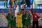 Футболисты Михайловки стали обладателями кубка на состоявшихся в подмосковном Щелкове Всероссийских соревнованиях «Мини-футбол в школу»