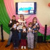 Участники игровой программы (Бадарминск)