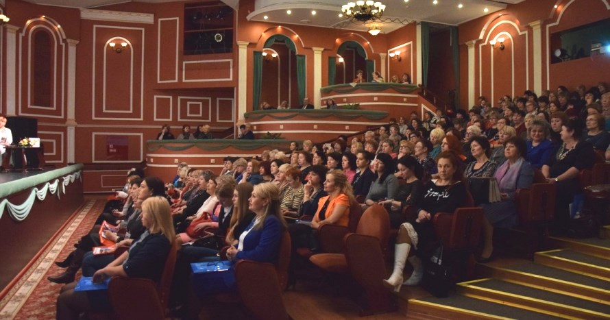 Представители района участвовали в форуме «Женщины Приангарья»