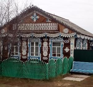 Нет красивей нашего села