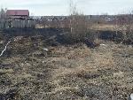 Увеличение количества случаев горения сухой растительности и мусора зарегистрировано в населённых пунктах  Иркутской области