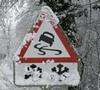Гололед на дорогах: будьте внимательны!