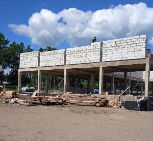 Новый Дом Культуры для селян