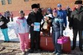 Спортивная семья Чудаевых п. Невон