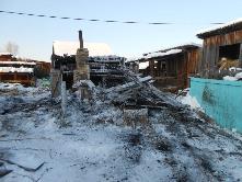 «Сообщает служба 01» На пожарах в январе 2020 года 2 человека получили травмы.