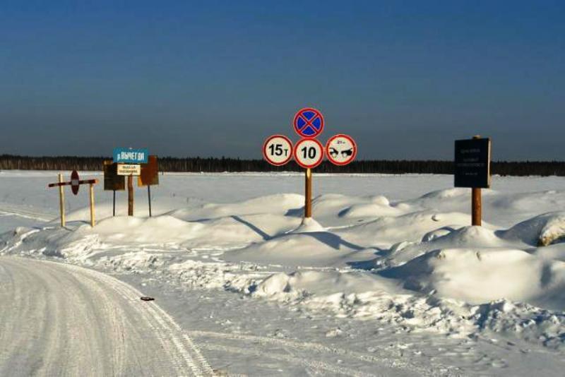Осенний лед таит опасность