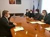 Встреча мэра с Губернатором: перспективы района и решение давних проблем