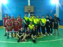 Соревнования по баскетболу среди трудовых коллективов Куйтунского района