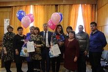 Распоряжение на выплаты за рождение первого ребенка вручены в Куйтунском районе