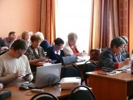Совещание руководителей общеобразовательных организаций